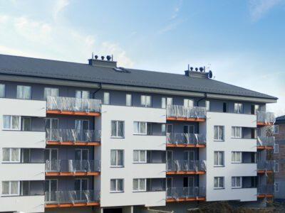 Kraków Mieszkanie Plus w budowie