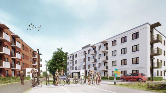 320 mieszkań w Toruniu - nabór wystartuje 6 września!